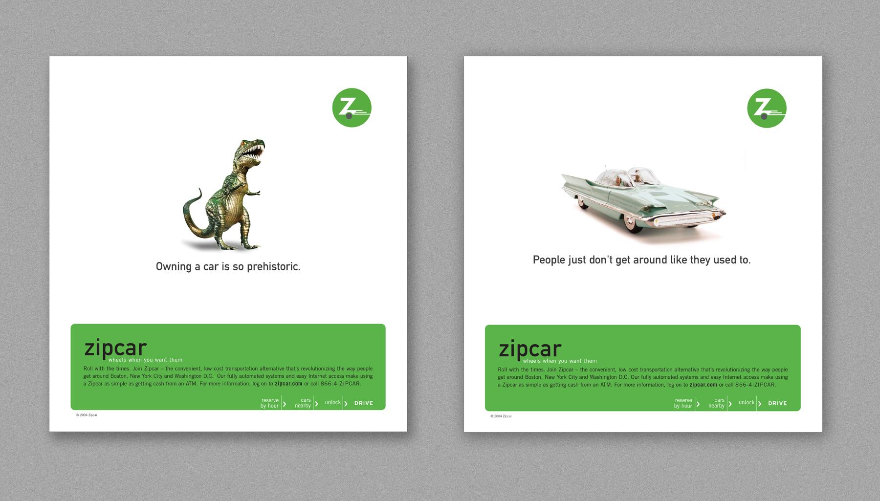 Zipcar - M Space Design